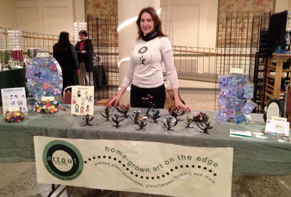 craft show table banner