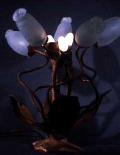 5-Pucker Lamp